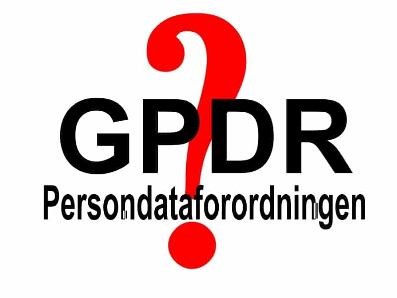 GPDR: Mange hjemmesider overholder stadig ikke persondataforordningen
