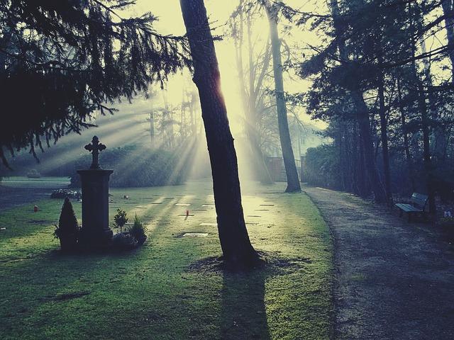 Regler for gravsteder