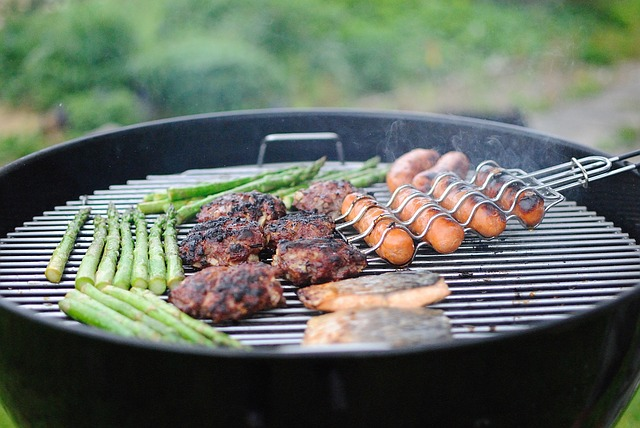 Generelle regler for grillning