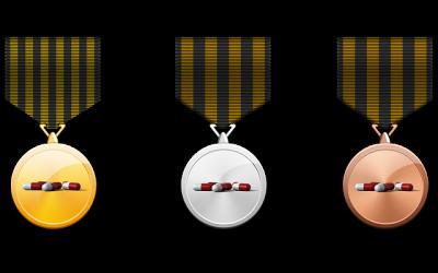 Nye medaljer fra Justitsministeriet skal hædre medarbejdere